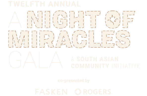 Twelfth Annual A Night of Miracles, co-presented by FASKEN and Rogers