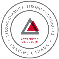 Imagine Canada Accredited Since 2019