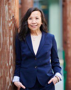 Lillian Hum, Vice President & Chief Philanthropy Officer, BC Children's Hospital Foundation