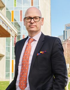 Malcolm Berry, President & CEO, BC Children's Hospital Foundation