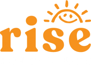 Rise for BC's Kids logo